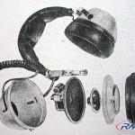 słuchawki zbudowane z małych głośników dynamicznych - Wharfedale DD1